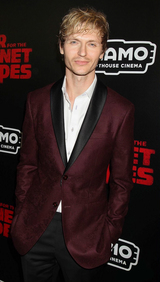 Actor Chad Rook