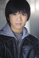 Actor Shawn Huang