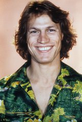 Actor Michael Beck