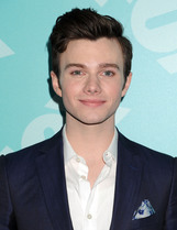 Actor Chris Colfer