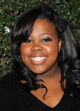 Actor Amber Riley