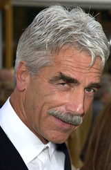 Actor Sam Elliott