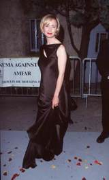 Actor Lysette Anthony
