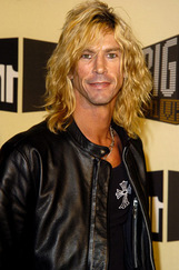 Actor Duff McKagan