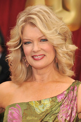 Actor Mary Hart
