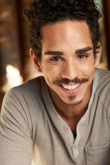 Actor Ray Santiago