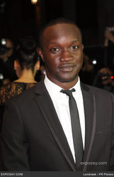 Actor Arnold Oceng