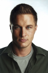 Actor Travis Fimmel