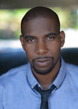 Actor Desean Terry