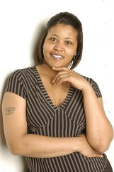 Actor Andrea Frisby