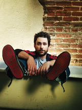 Actor Charlie Day