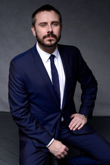 Actor Jeremy Scahill