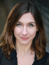 Actor Sian Foulkes