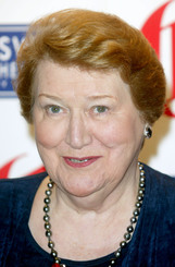 Actor Patricia Routledge