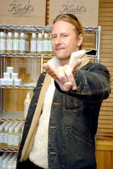 Actor Jerry Cantrell