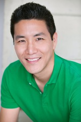 Actor James S.W. Lee