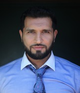 Actor Ahmed Lucan
