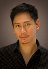 Actor Kenneth Moraleda