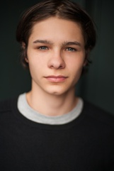 Actor Toby Wallace