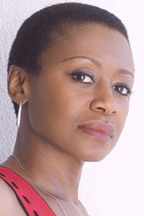 Actor Barbara Eve Harris