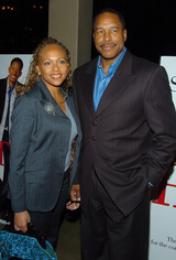 Actor Dave Winfield