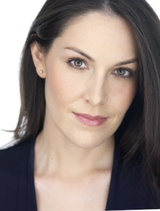 Actor Marie-Pierre Beausejour