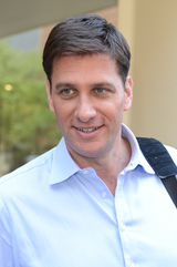 Actor Mike Greenberg