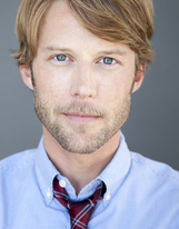 Actor Wes Armstrong