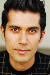 Actor Reza Sixo Safai
