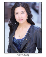 Actor Amy Chang