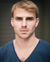Actor Leigh Scully