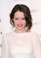 Actor Claire Foy