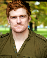 Actor Andy Gillies