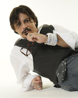 Actor Ronnie Rodriguez