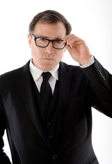 Actor David O. Russell