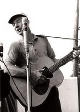 Actor Pete Seeger