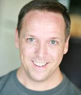 Actor Kevin Machate
