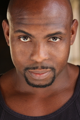 Actor Christopher Michael Holley