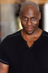 Actor Maurice Whitfield
