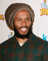 Actor Ziggy Marley