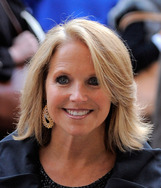 Actor Katie Couric