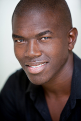 Actor Leroy S. Mobley