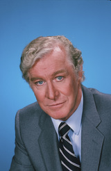 Actor Edward Mulhare