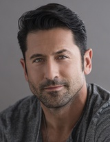 Actor Lawrence Dobkin