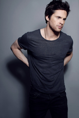 Actor Tom Riley