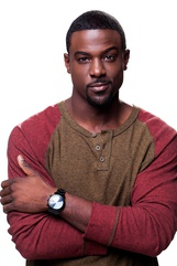 Actor Lance Gross