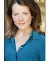 Actor Courtney DeCosky