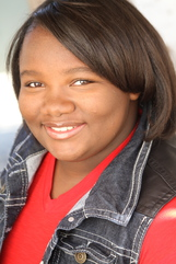 Actor Taylar Hollomon