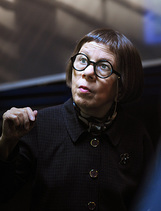 Actor Linda Hunt