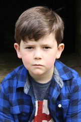 Actor Oaklee Pendergast